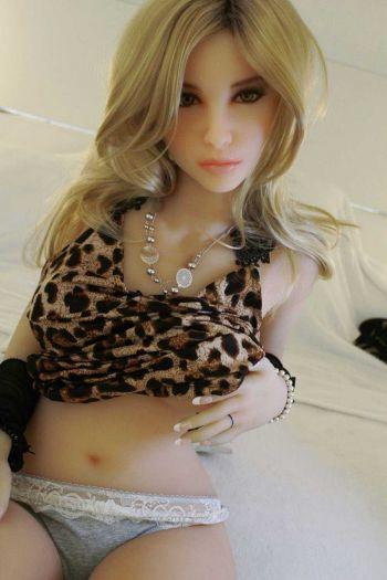 155cm 5ft1 Gcup TPE Sex Doll Elina Amodoll