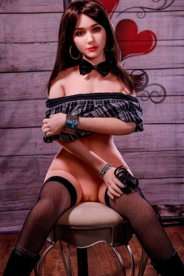 161cm 5ft3 Fcup TPE Sex Doll Agnes Amodoll