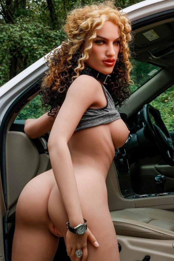 168cm 5ft6 Ecup TPE Sex Doll Delores Amodoll