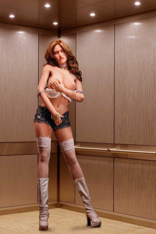 168cm 5ft6 Ecup TPE Sex Doll Alexandra Amodoll