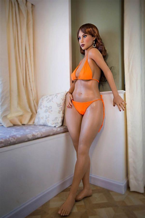 170cm 5ft7 Fcup TPE Sex Doll Roxanne Amodoll