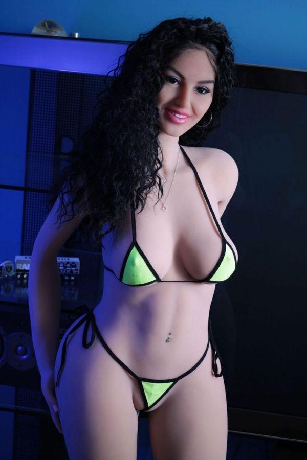 159cm 5ft2 Fcup TPE Sex Doll Almon Amodoll