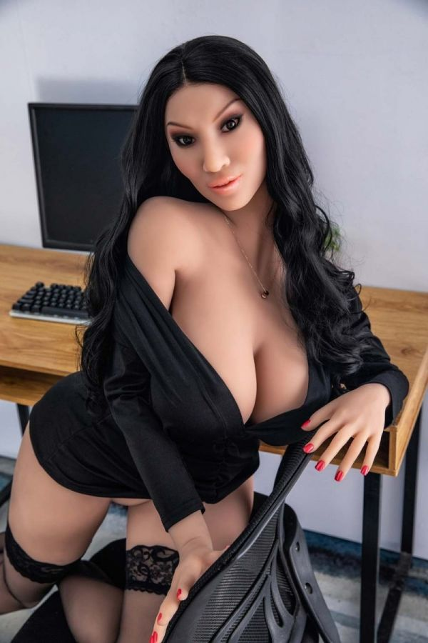 162cm 5ft4 Lcup TPE Sex Doll Andromache Amodoll