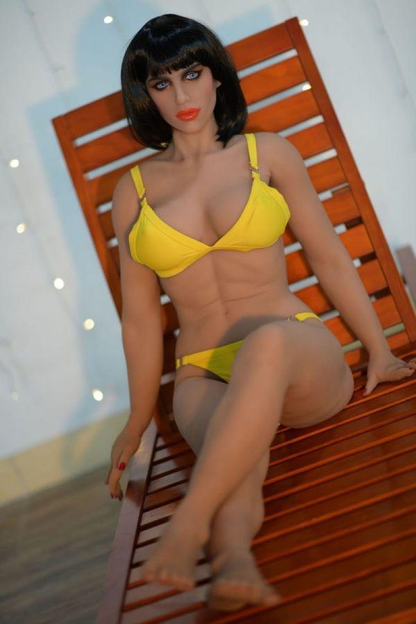 154cm 5ft Fcup TPE Sex Doll Aberdeen Amodoll
