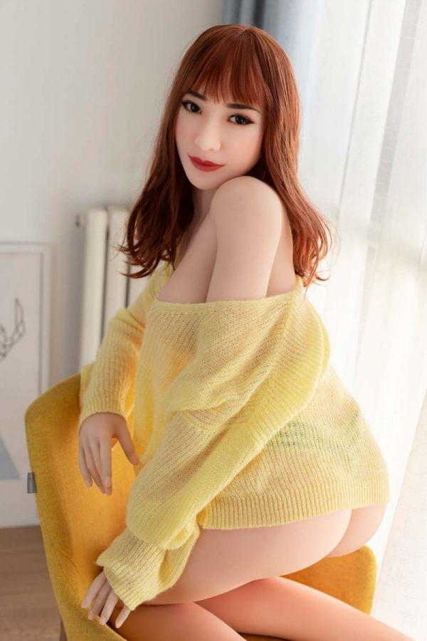 165cm 5ft5 Fcup TPE Sex Doll Aggy Amodoll