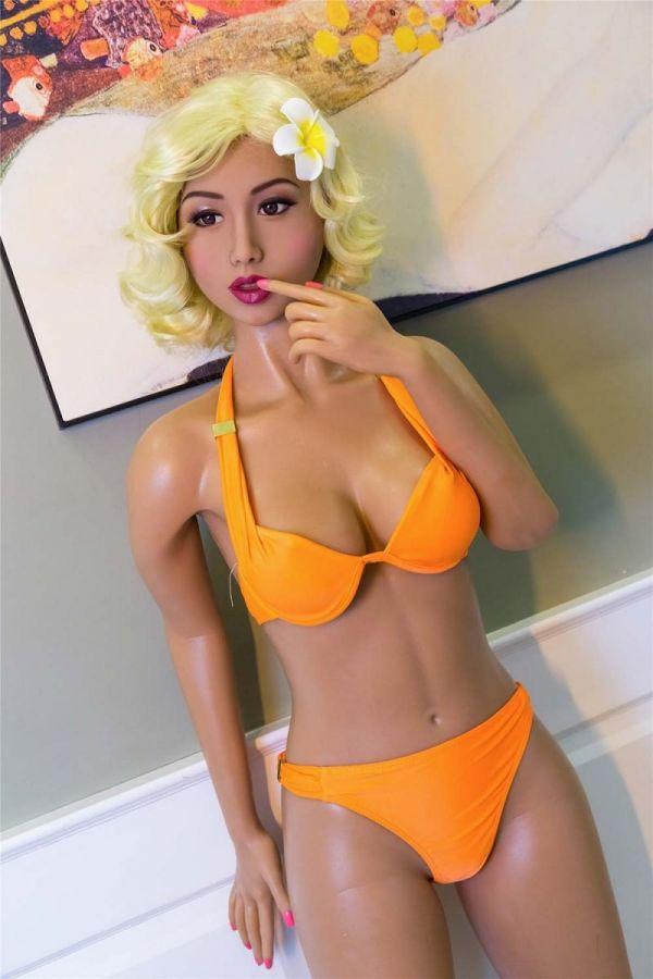 170cm 5ft7 Fcup TPE Sex Doll Silverdew Amodoll