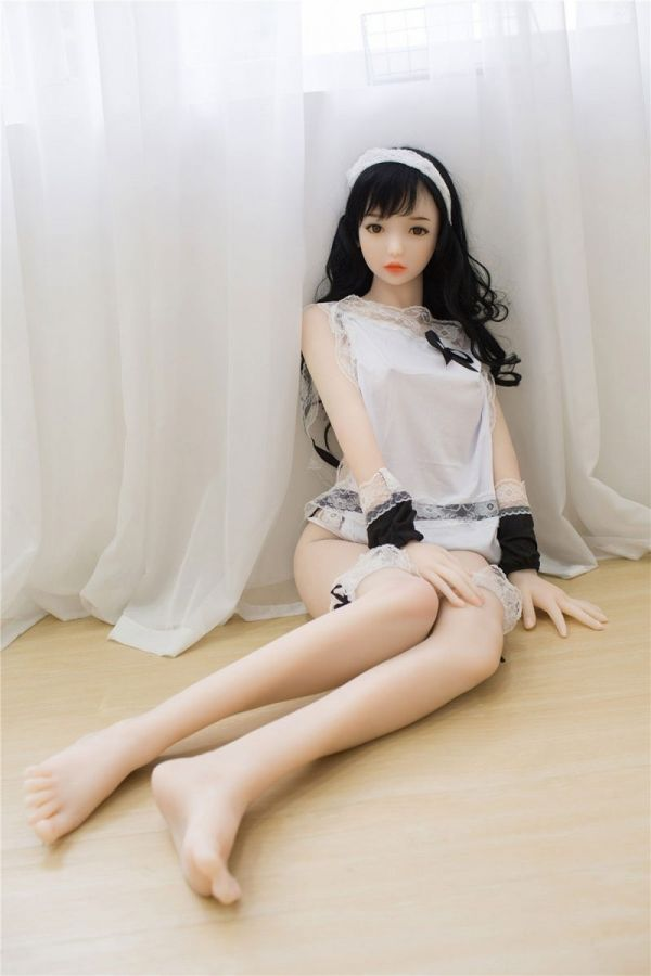 146cm 4ft9 Young Maiden Seductive Sex Doll Maggie