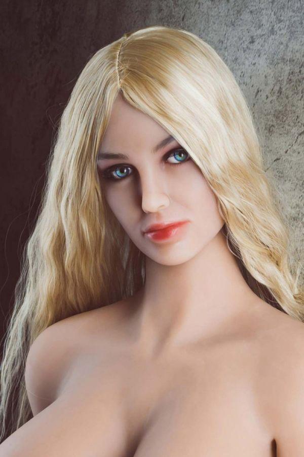 163cm 5ft4 Gcup TPE Sex Doll Angelou Amodoll
