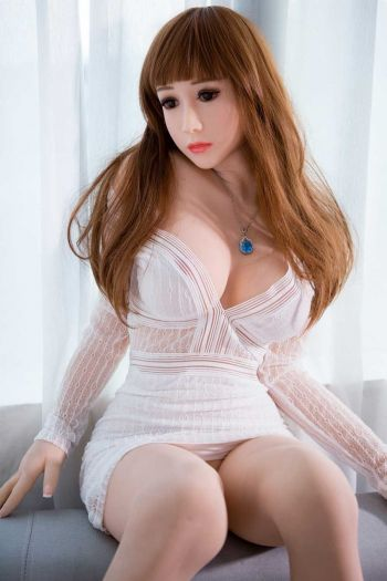 165cm 5ft5 Icup TPE Sex Doll Jamiya Amodoll