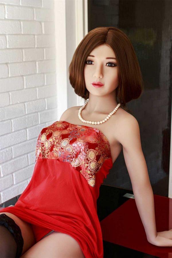 148cm 4ft10 Milf Realistic TPE Sex Doll Cassie