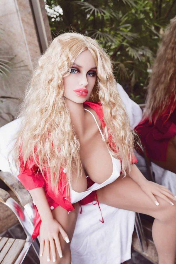 163cm 5ft4 Kcup TPE Sex Doll Adela Amodoll