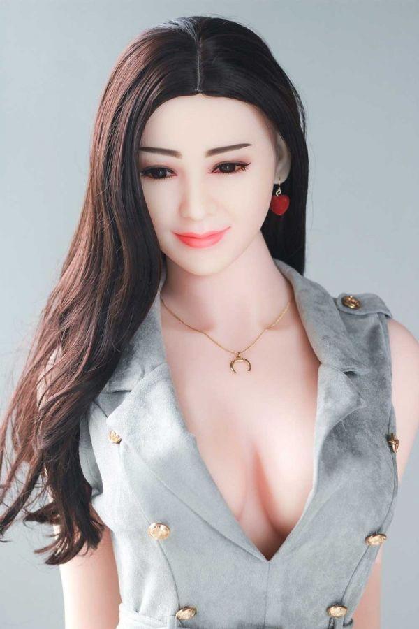 165cm 5ft5 Icup TPE Sex Doll Kathy Amodoll