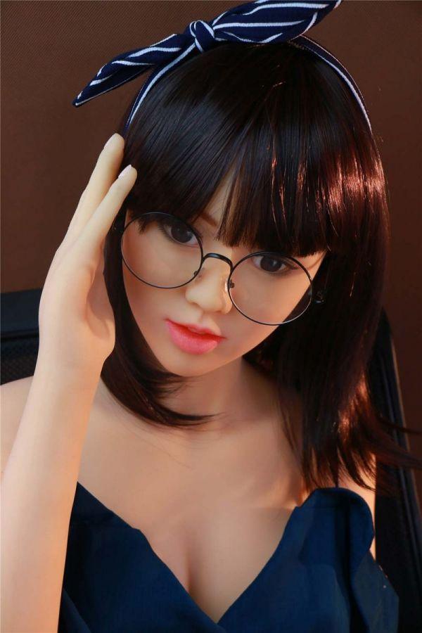146cm 4ft9 Sexiest Asian Sex Doll  for Men Joanne