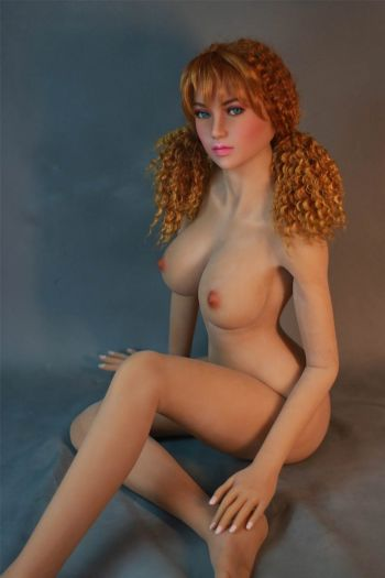 146cm 4ft9 Big Breasts Lifelike Sex Doll Judith