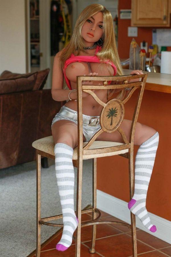 148cm 4ft10 Hcup TPE Sex Doll Irene Amodoll