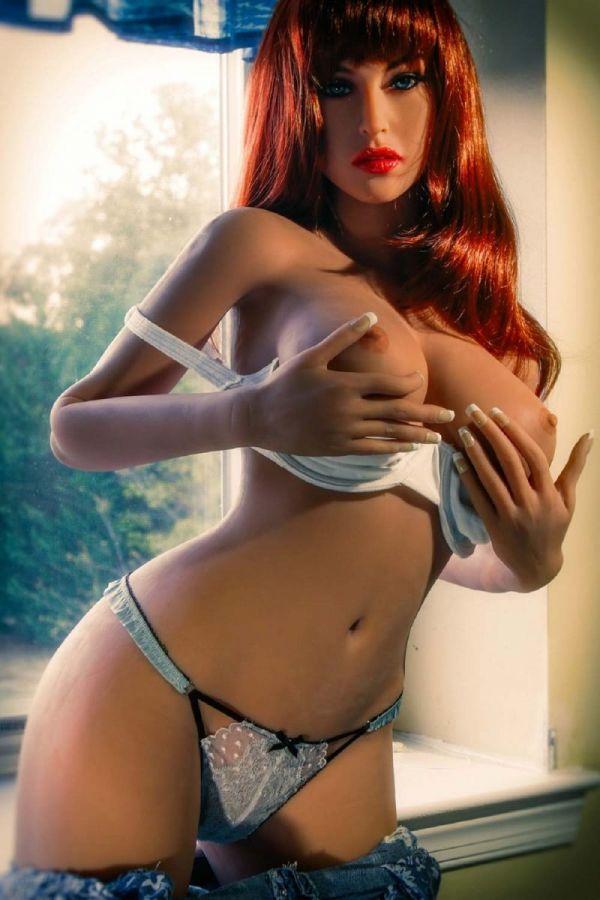 148cm 4ft10 Hcup TPE Sex Doll Jamie Amodoll