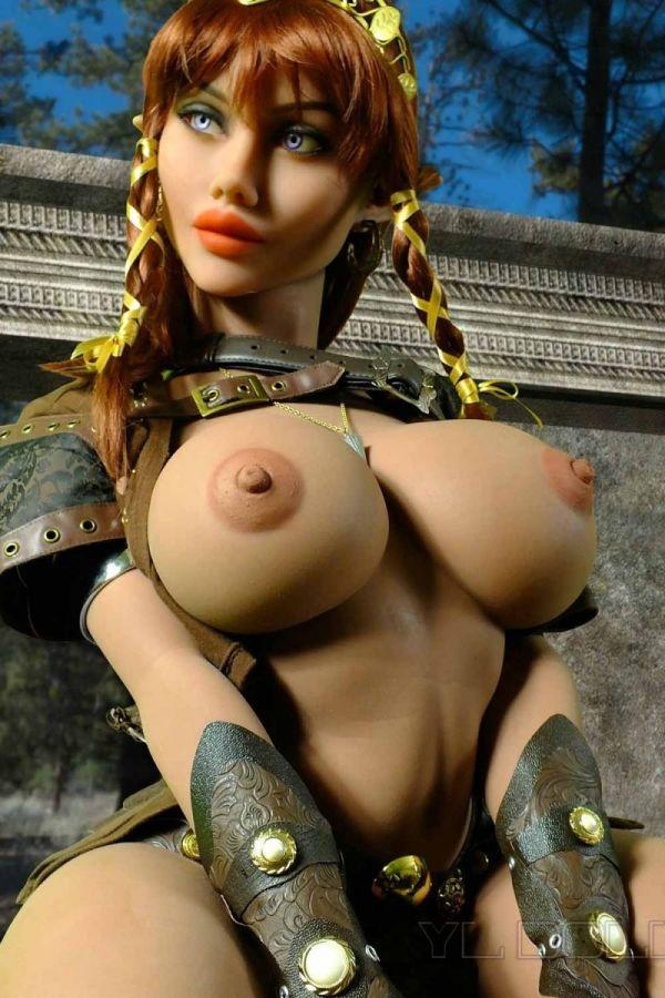148cm 4ft10 Hcup TPE Sex Doll Jean Amodoll
