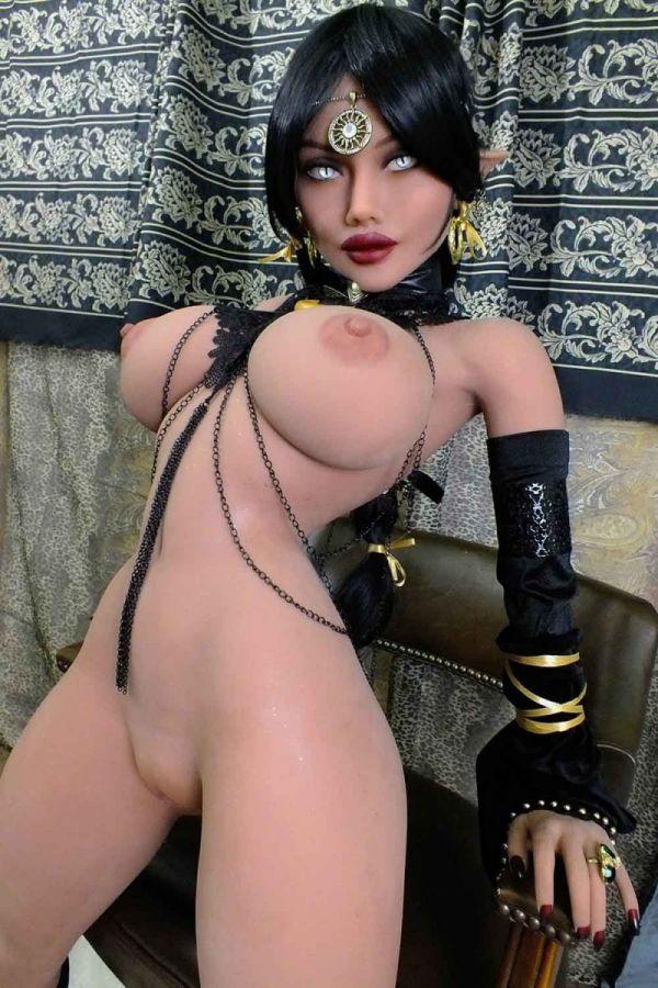 148cm 4ft10 Gcup TPE Sex Doll June Amodoll
