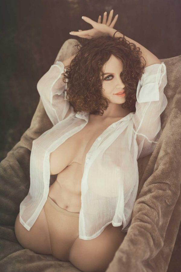 85cm 2ft10 Mcup Torso TPE Sex Doll Breanna Amodoll