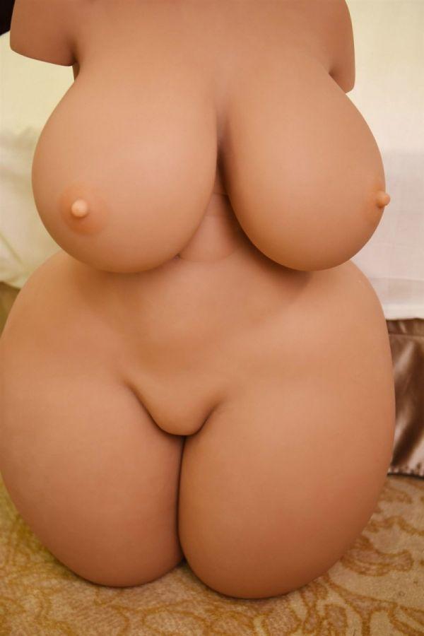 92cm 3ft Rcup Torso TPE Sex Doll Serafina Amodoll