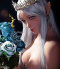 150cm 4ft11 Manga Sex Doll Super Real SE Love Doll-Camille