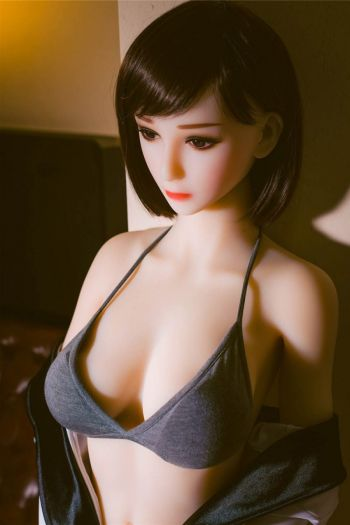 148cm 4ft10 Skinny Small Breasts Real Love Sex Doll Penelope
