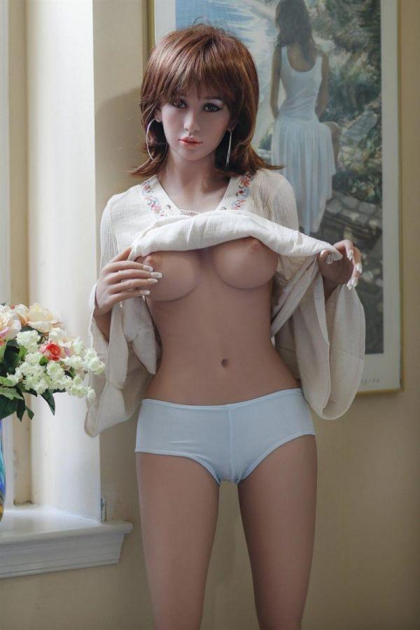 155cm 5ft1 Hcup TPE Sex Doll Yelena Amodoll