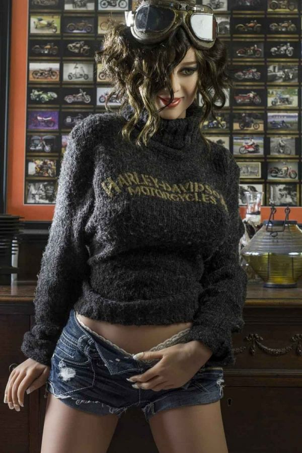 155cm 5ft1 Hcup TPE Sex Doll Yonina Amodoll