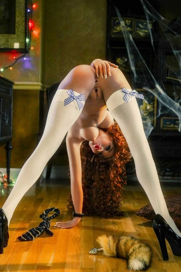 151cm 4ft11 Curvy Fantasy Sex Doll For Men Airelia