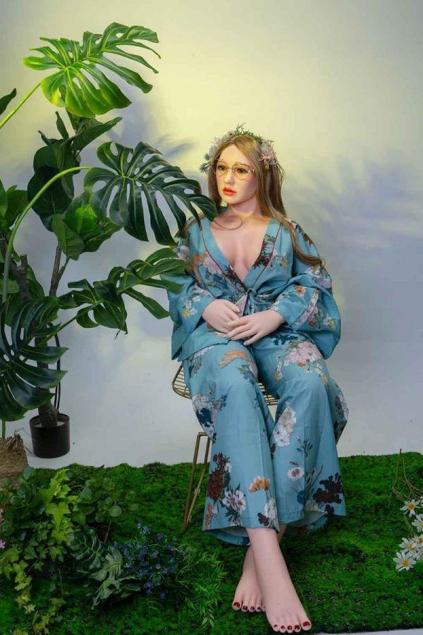 160cm 5ft3 Icup Silicone Sex Doll Kaiya Amodoll