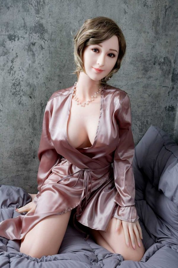 160cm 5ft3 Icup Silicone Sex Doll Aimee Amodoll