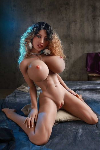 157cm 5ft2 BBW Plump Fantasy Sex Doll Carmela