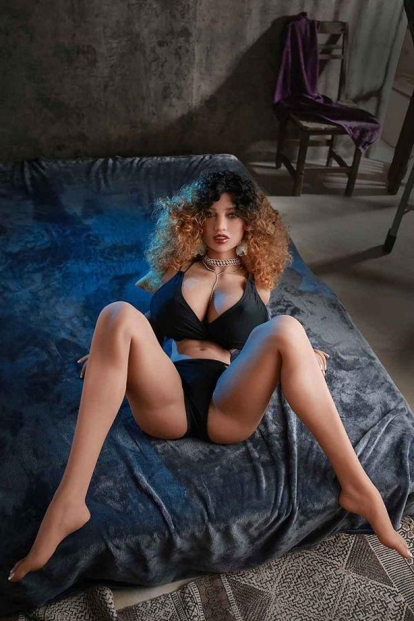 157cm 5ft2 BBW Plump Fantasy Sex Doll Carmela