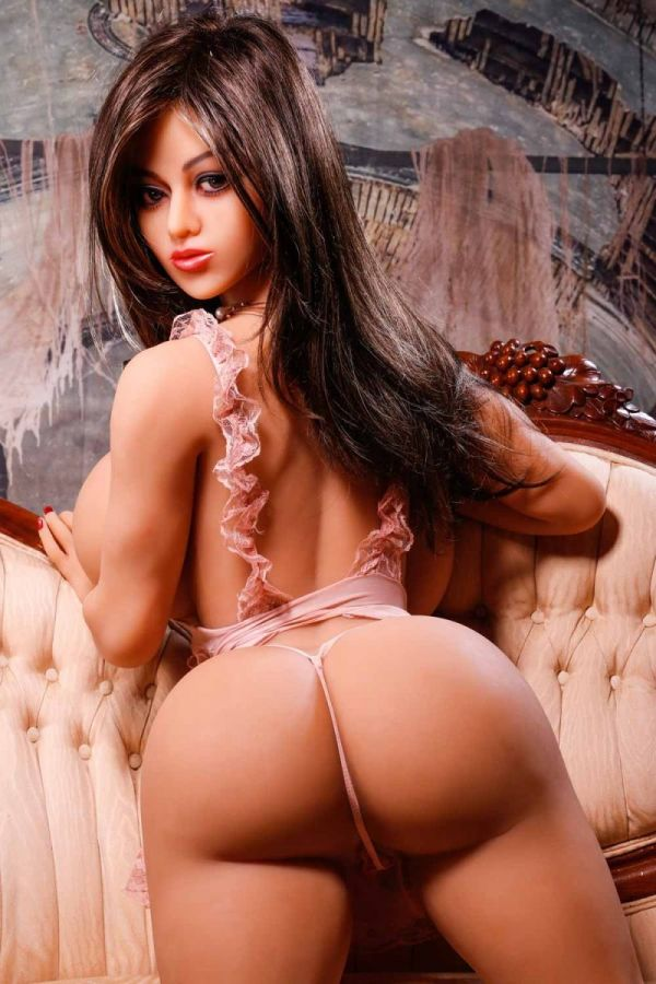 140cm 4ft7 Huge Tits Big Ass Real Life Sex Doll Ruru