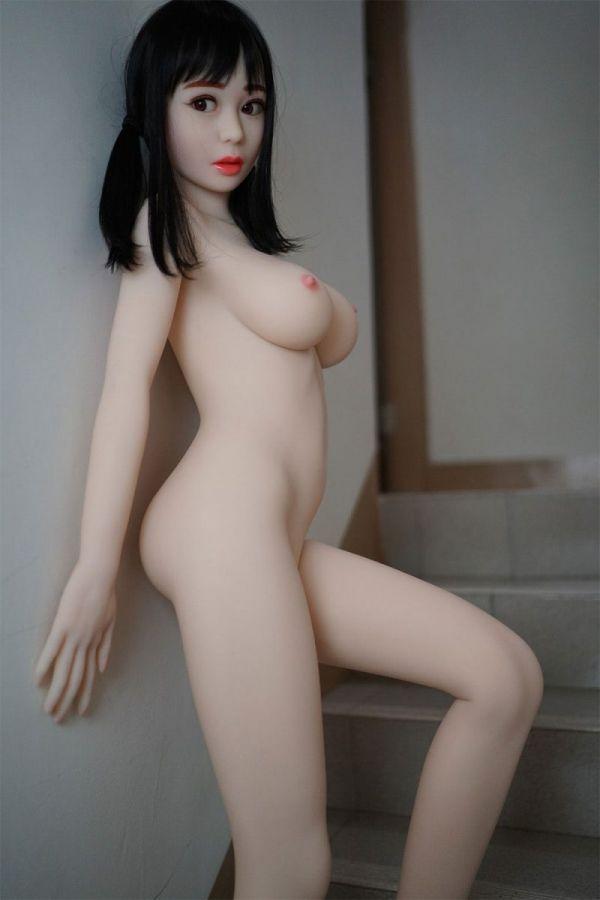156cm 5ft1 Fcup TPE Sex Doll Ai Amodoll