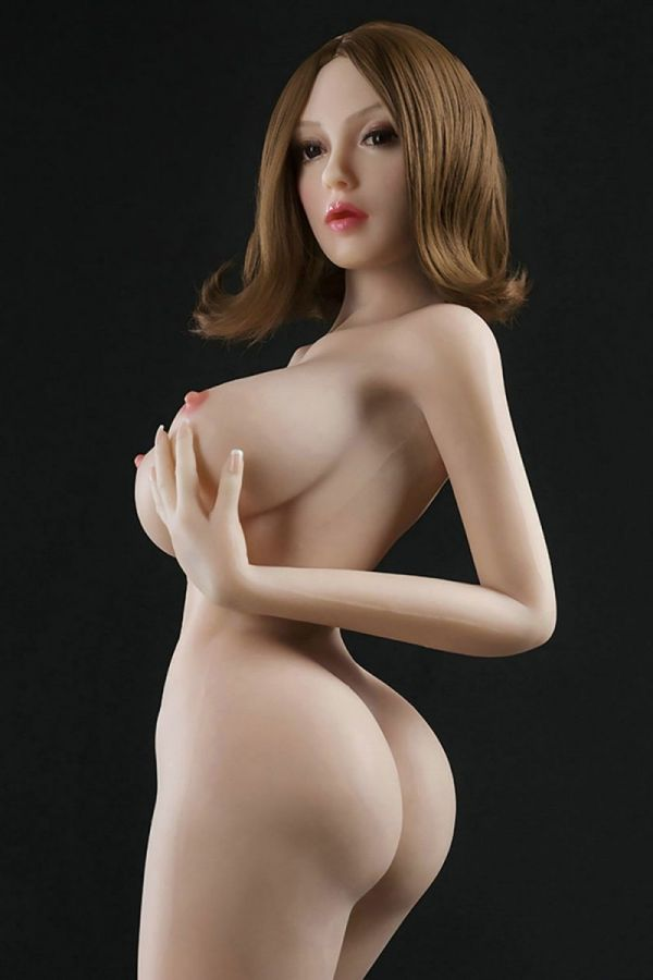 150cm 4ft11 Dcup Silicone Hyper Realistic Silicone Sex Doll Reina Amodoll