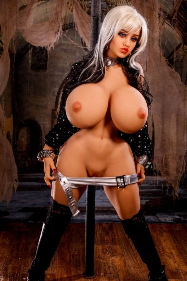 140cm 4ft7 BBW Hourglass MILF Real Sex Doll Barbaria