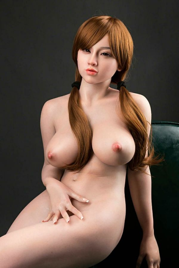 151cm 4ft11 Icup Silicone Hyper Realistic Silicone Sex Doll Snow Amodoll