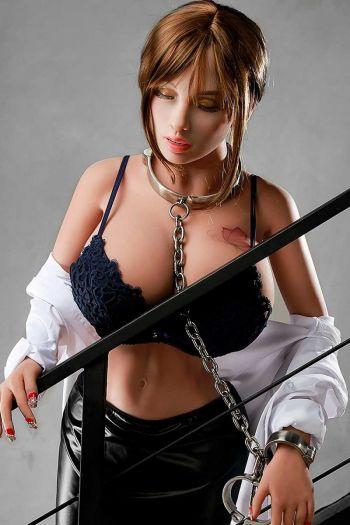 155cm 5ft1 Lcup Silicone Hyper Realistic Silicone Sex Doll Natalia Amodoll