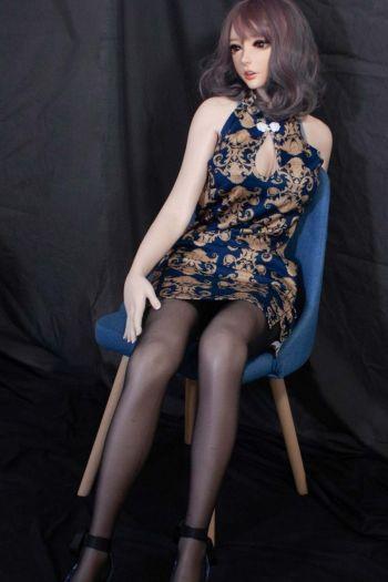 165cm 5ft5 Fcup Silicone Sex Doll Akimoto Mami Amodoll