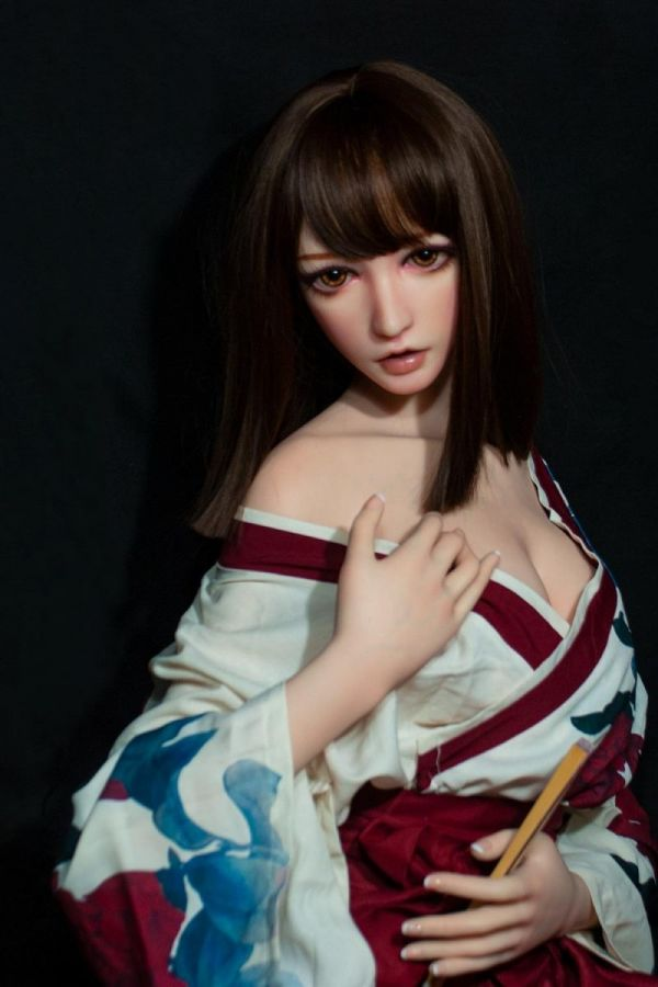165cm 5ft5 Dcup Silicone Sex Doll Fujii Kanon Amodoll