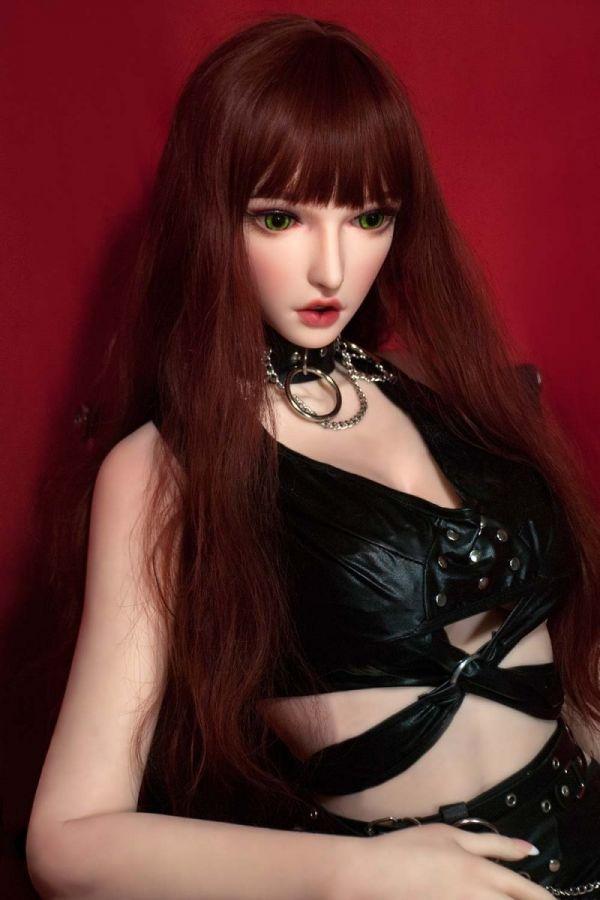 165cm 5ft5 Dcup Silicone Sex Doll Kurosawa Yuuki Amodoll