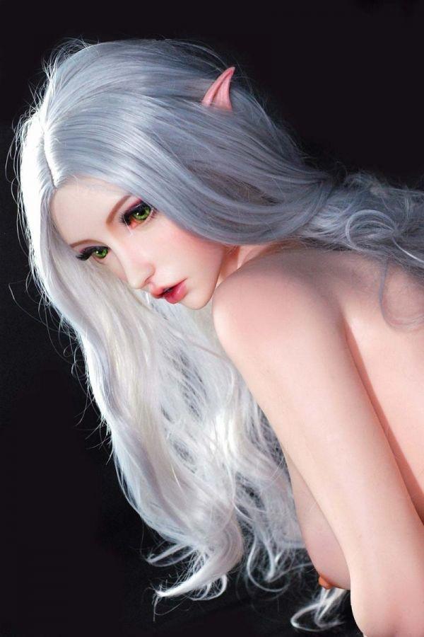 165cm 5ft5 Fcup Silicone Sex Doll Suzuki Chiyo Amodoll