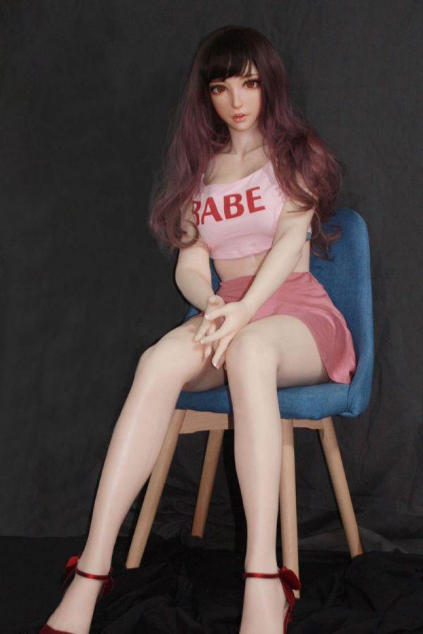 165cm 5ft5 Gcup Silicone Sex Doll Kanno Ritsuko Amodoll