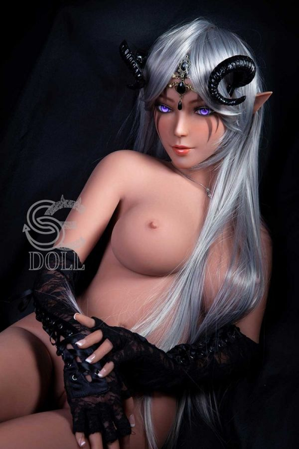 150cm 4ft11 Anime Realistic Sex Doll Super Realistic Manga Love Doll -Carry