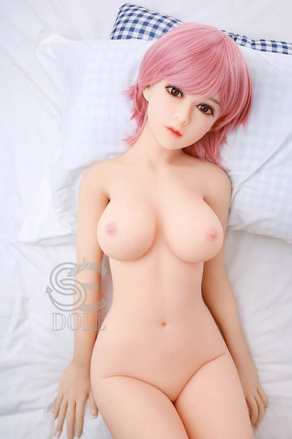 156cm 5ft1 Dcup TPE Sex Doll Ingrid Amodoll