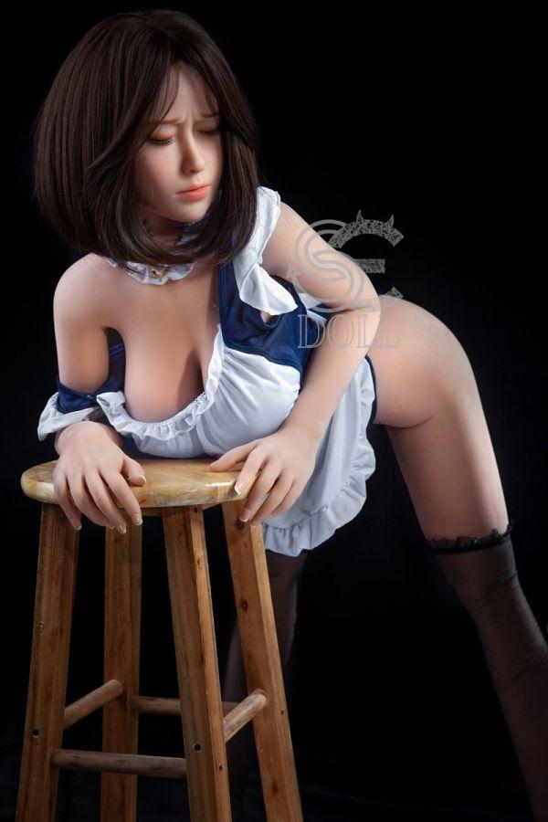 156cm 5ft1 Gcup TPE Sex Doll Liquor Amodoll