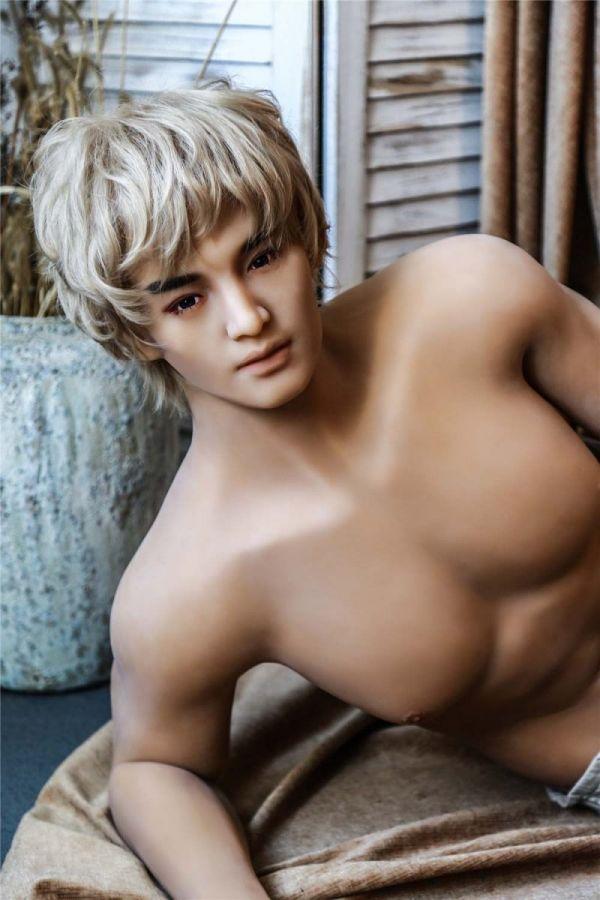 175cm 5ft9 Male TPE Sex Doll Alan