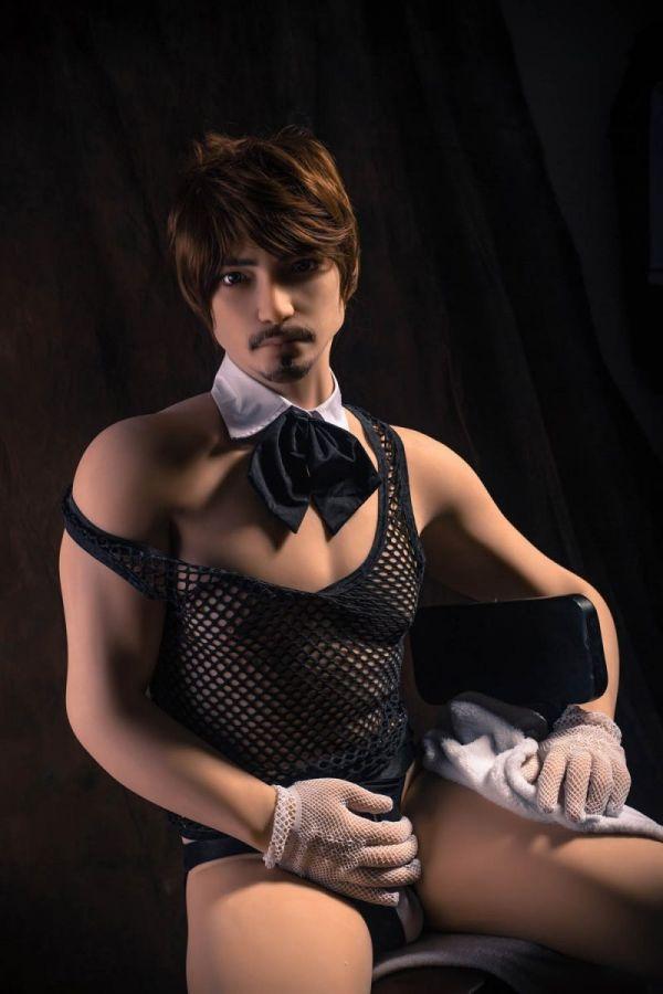 170cm 5ft7 Male TPE Sex Doll William