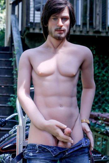 167cm 5ft6 Male TPE Sex Doll Johnson